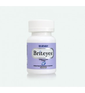 EUEMIA™ , Briteyes™ OMEGA 3-6-9 COMPLEX (15 Softgels)